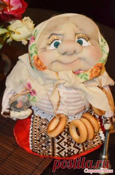 . Video a lesson of tailoring of a chulochny doll - Toys the hands - the Country of Mothers