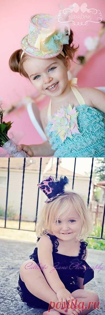 Шляпа истинного джентельмена DIY / Украшения для волос / Модный сайт о стильной переделке одежды и интерьера