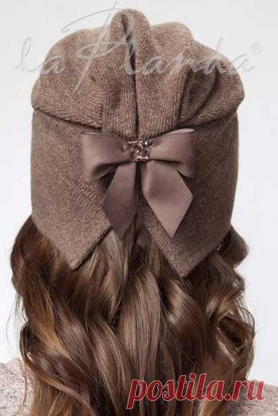 Шьем теплые красивые шапочки — Сделай сам, идеи для творчества - DIY Ideas