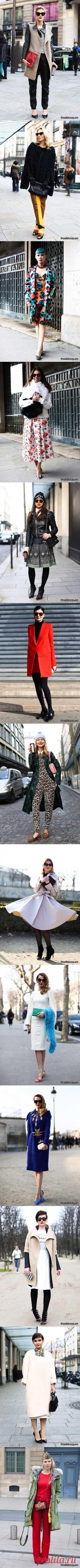 Парижская неделя моды 2013-2014
