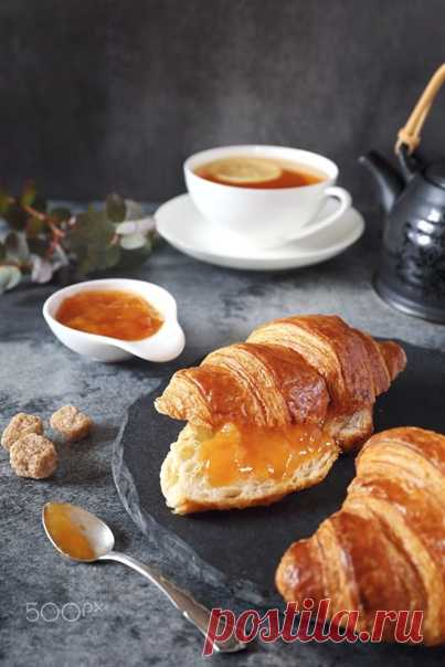 Доброе утро! Ароматного завтрака и удачного дня! #КатушкаИдей