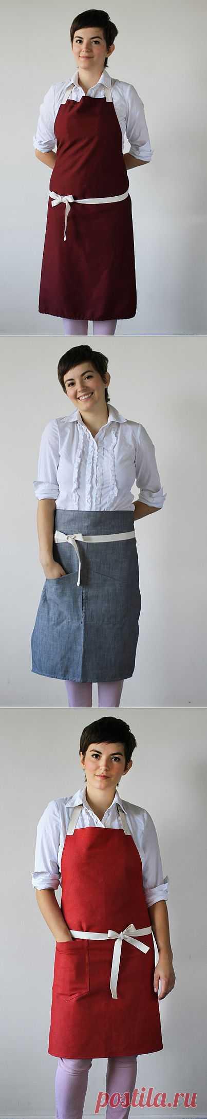 Мода для поваров / Декор / Модный сайт о стильной переделке одежды и интерьера