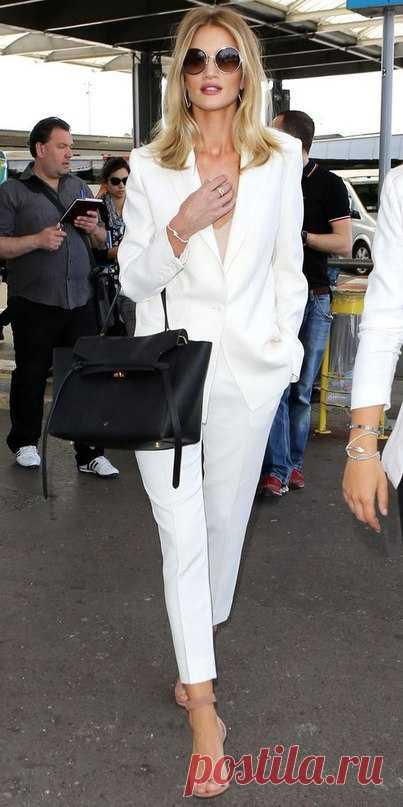 Образы Rosie Huntington-Whiteley. — Модно / Nemodno