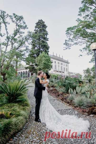 Мечта-свадьба на частном острове ❤