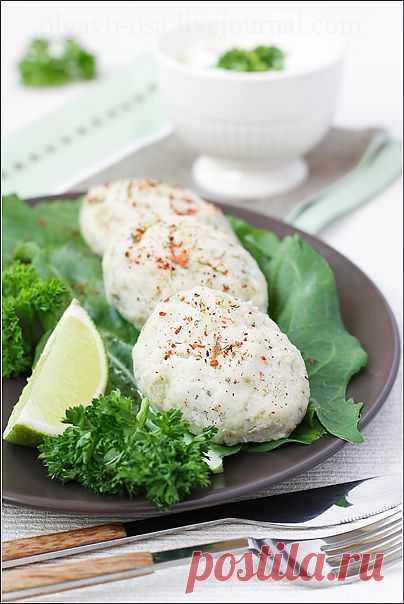 Рыбные котлеты с творогом! Белип - белковый продукт института питания.
