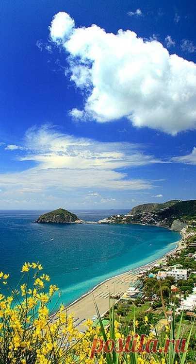 Для молодости, красоты, бодрости и здоровья. SPA - курот. Остров Искья, Италия