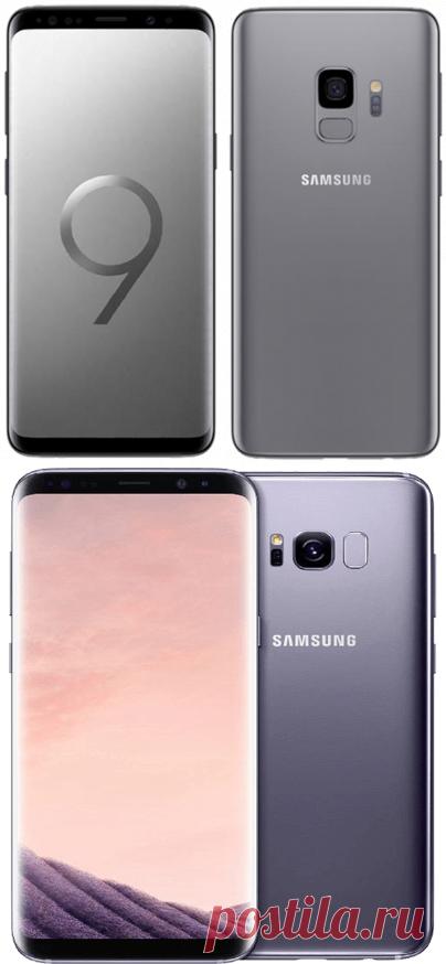Samsung Galaxy S9 Plus (реплика)