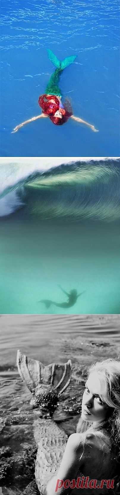 Сказошные русалки