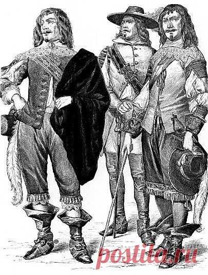 Англия 17 век