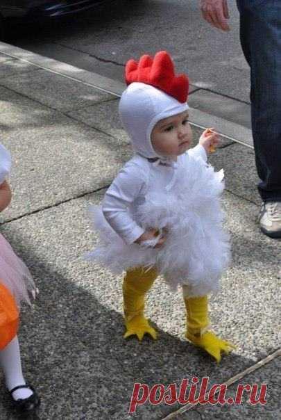Цыпленок Цыпа / Для детей / Модный сайт о стильной переделке одежды и интерьера