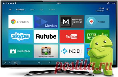 Как бесплатно смотреть фильмы, сериалы и IPTV каналы на Андроид ТВ приставках | smarttvnews | Яндекс Дзен