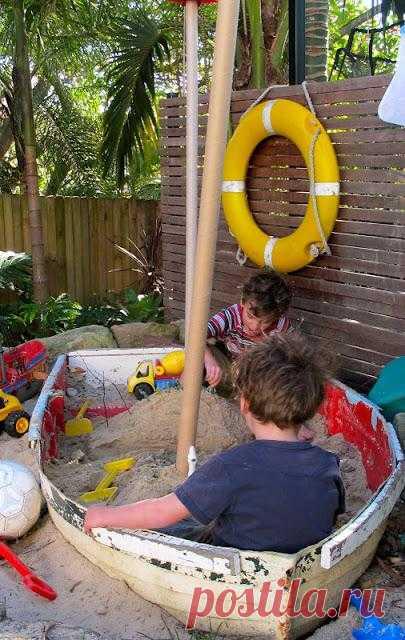 В доме всегда есть место для детских игр. Скоро настанет время летних каникул и нам крайне важно  оборудовать для ребенка игровые места.