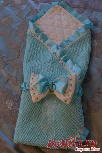 плед из помпонной пряжи бант на резинке вязание страна мам