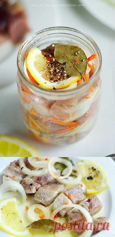 Foodclub — кулинарные рецепты с пошаговыми фотографиями - Селедка по-голландски