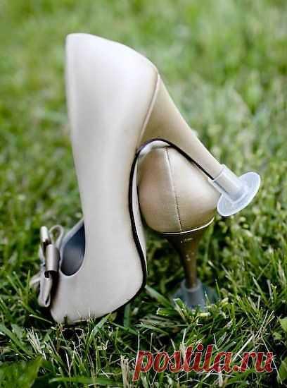 Облегчи жизнь себе и своим туфлям / Лайфхаки / Модный сайт о стильной переделке одежды и интерьера