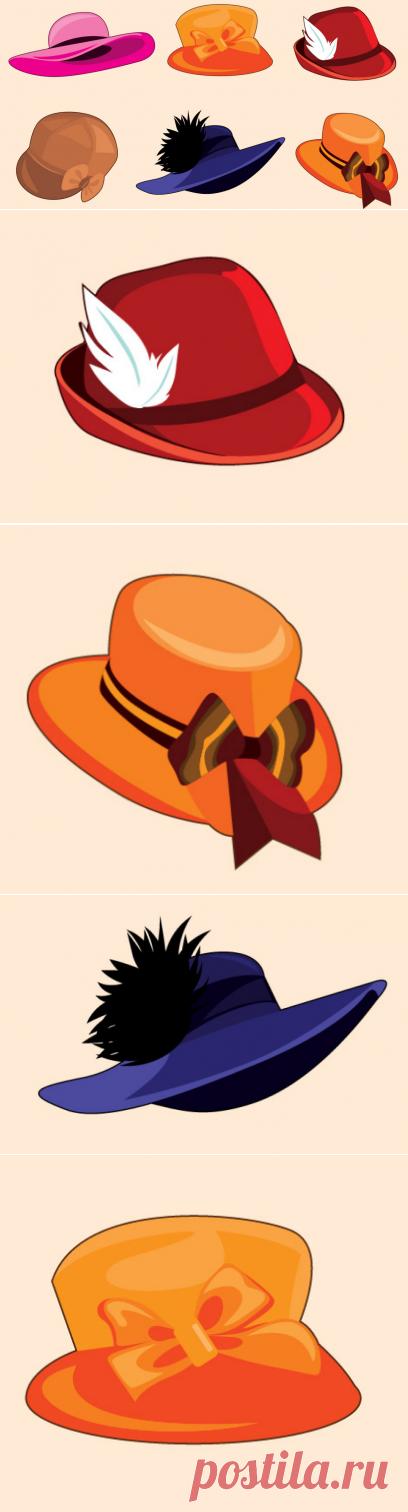 Психологический тест: выберите шляпу и узнайте как вас видят незнакомые мужчины со стороны - 27 Июня 2020 - Дискотека