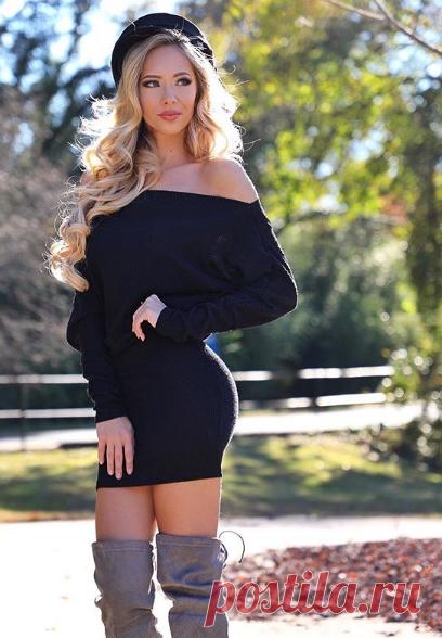 Аманда Тэйлор — модная и соблазнительная девушка Инстаграма   VestiNewsRF.Ru