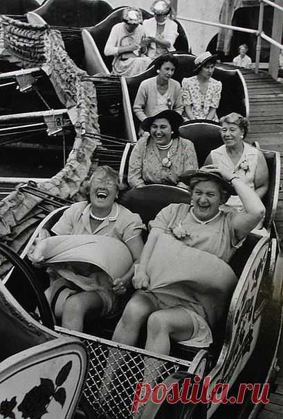 Радоваться жизни в любом возрасте - бесценно!