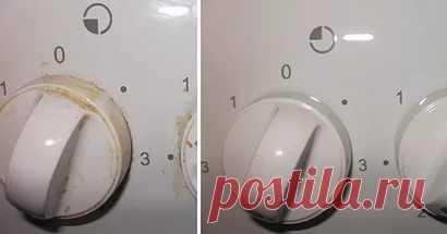 Как очистить ручки у газовой плиты (2 Способа). Простой и экономный способ! — Полезные советы