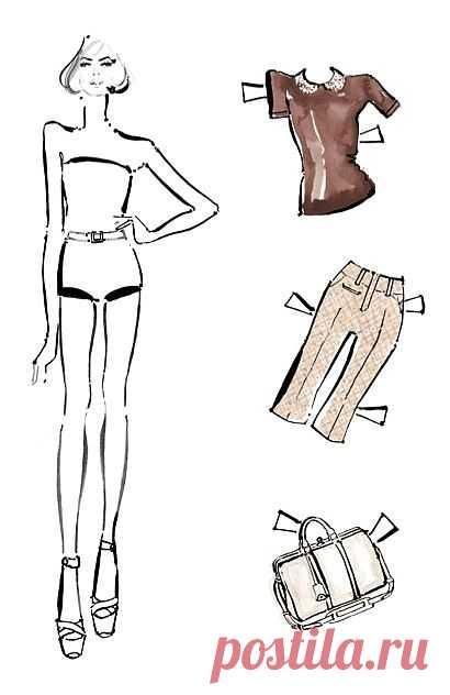 Куколки Louis Vuitton / Для детей / Модный сайт о стильной переделке одежды и интерьера