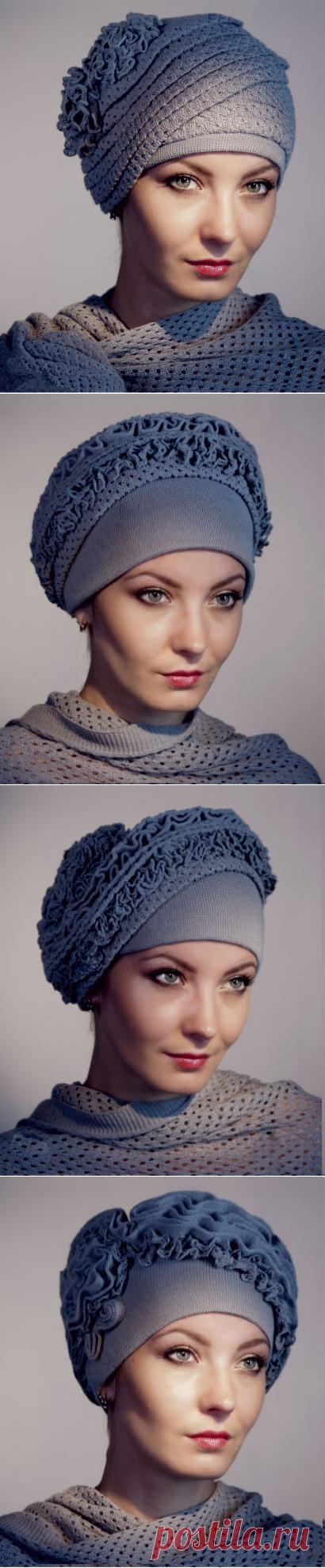 Linesildox Headdresses of Zhanna Bolotvoy