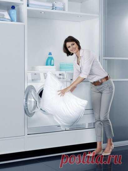 Как правильно стирать перьевые подушки в домашних условиях - Все обо Всем