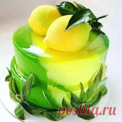 Фантастически красивый торт!