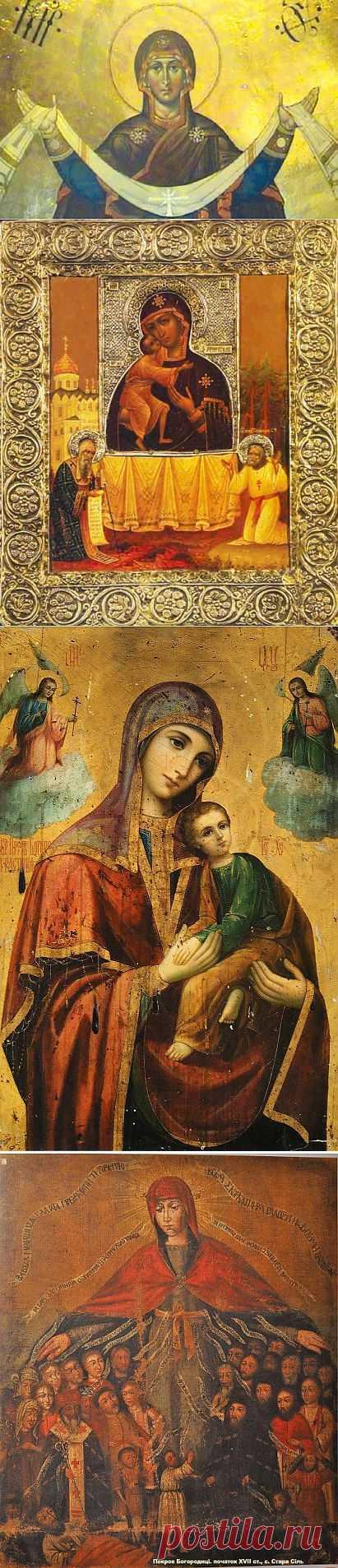 Пресвятая Богородица как образ человеческой свободы