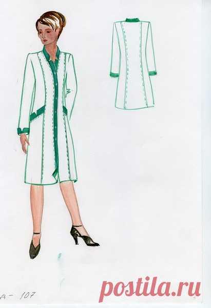 Простые выкройки платьев, сарафанов , халатов,пижам. 44-56 размеры