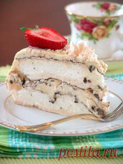 Торт-безе.