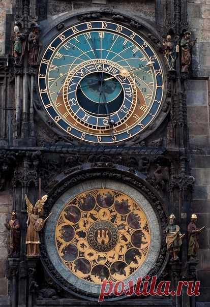 El carillón de Praga
