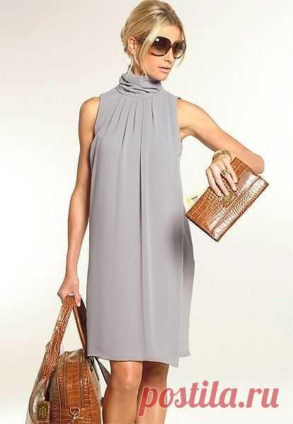 Чудесные платья +выкройки.