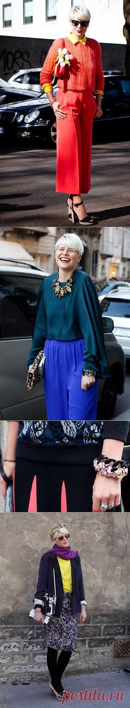 И снова Элиза / Звездный стиль / Модный сайт о стильной переделке одежды и интерьера