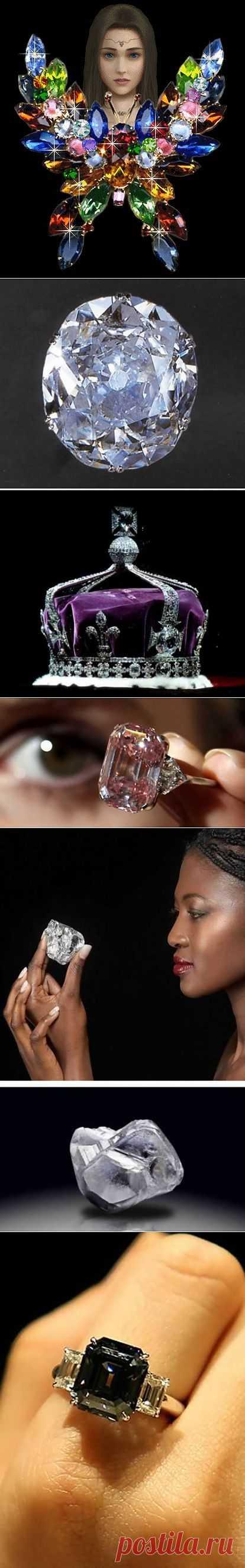 Самые удивительные драгоценные камни! | НАУКА И ЖИЗНЬ