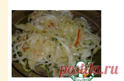 Салат с рисовой лапшой (2 вариант) – кулинарный рецепт