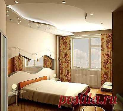 Дизайн ч.2 | Наш уютный дом Интерьер спальни.