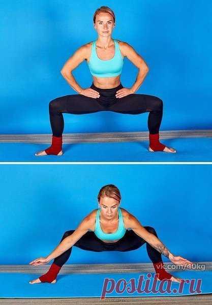 Жиросжигающая тренировка для похудения в домашних условиях №2. Худеем к лету на 20 кг | Похудение и стройная фигура | Яндекс Дзен