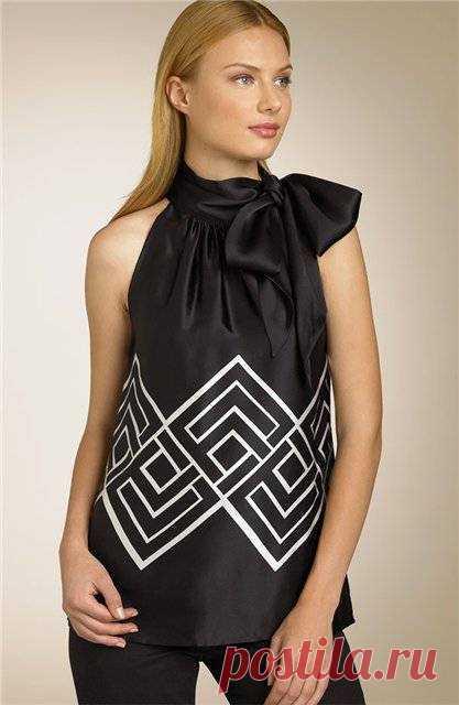 Топ-пятиминутка / Своими руками / Модный сайт о стильной переделке одежды и интерьера