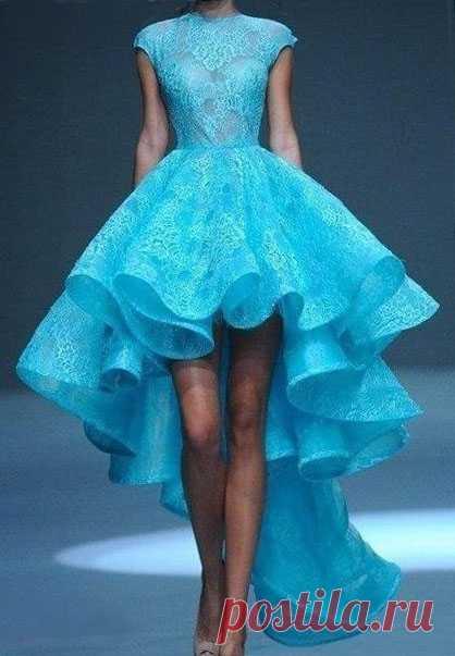 Выкройки платьев : Выкройка платья отрезного «зимнее солнце»