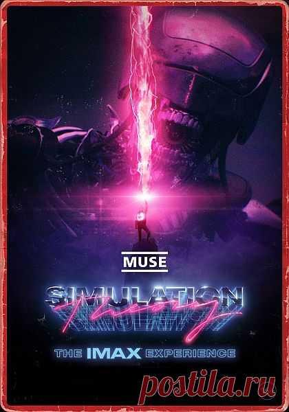 Muse: Теория Симуляции / Muse: Simulation Theory Film (2020) BDRip (AVC) Фантастический фильм-концерт, созданный лучшей группой современности специально для IMAX-залов. Исторический тур в поддержку альбома «Simulation Theory» проходил с февраля по октябрь 2019 года и включал 28 стран. Концертный материал фильма был снят во время выступления группы на лондонской площадке