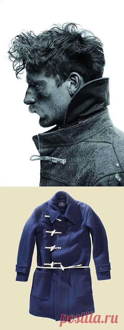 Застежка Nigel Cabourn / Детали / Модный сайт о стильной переделке одежды и интерьера