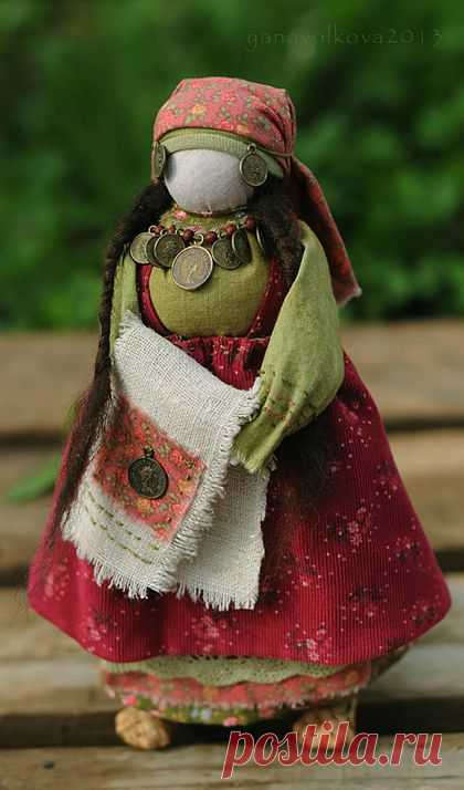 "Кукла-образ ""Тая"" - кукла,кукла ручной работы,кукла текстильная,кукла-оберег"