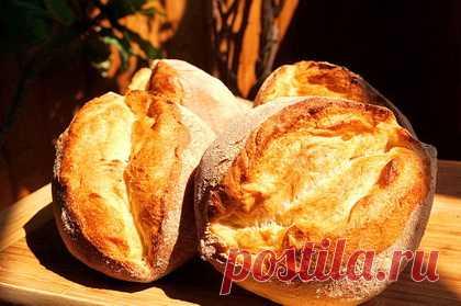 :: Просмотр темы - Домашний хлеб-3