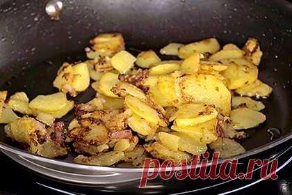 Bratkartoffeln - innen weich, außen sehr knusprig von Kaffeeluder   Chefkoch