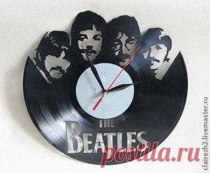 Часы Beatles - 679 руб