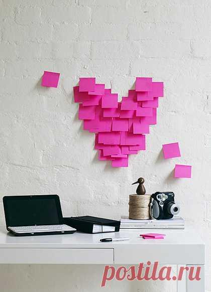 Как выразить свою любовь в интерьере?