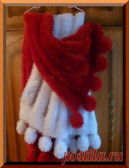 Вязание из пряжи похожей на мех, что вяжут мастерицы. | NataliyaK | Яндекс Дзен