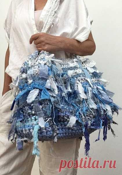 #вязание_сумка DODOORDO