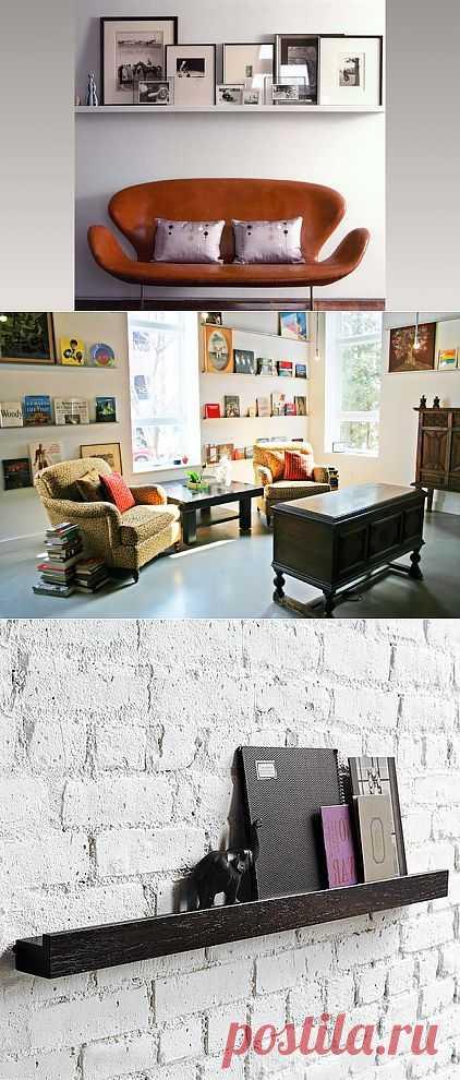 Декор дома при помощи фото и картин | Дом-Цветник