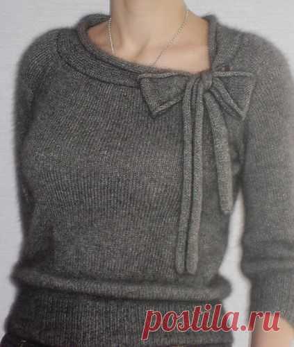 Тулузский пуловер